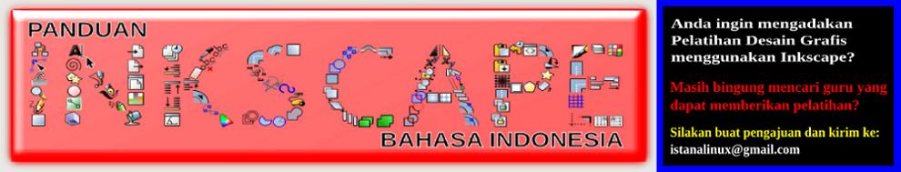 Panduan Inkscape Bahasa Indonesia
