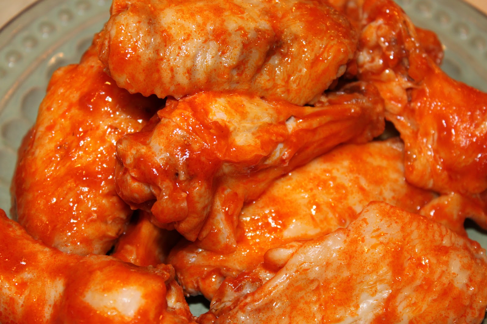 Buffalo Chicken Wings | Dina's Diner