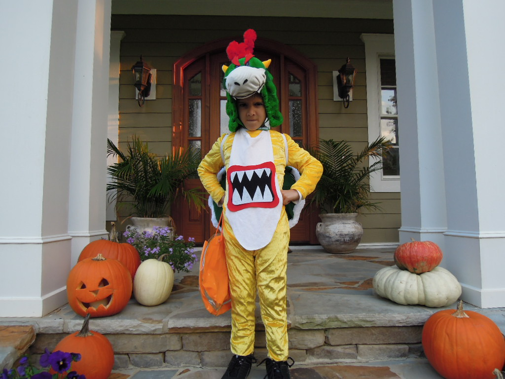 : bowser jr halloween costume  - Germanpascual.Com