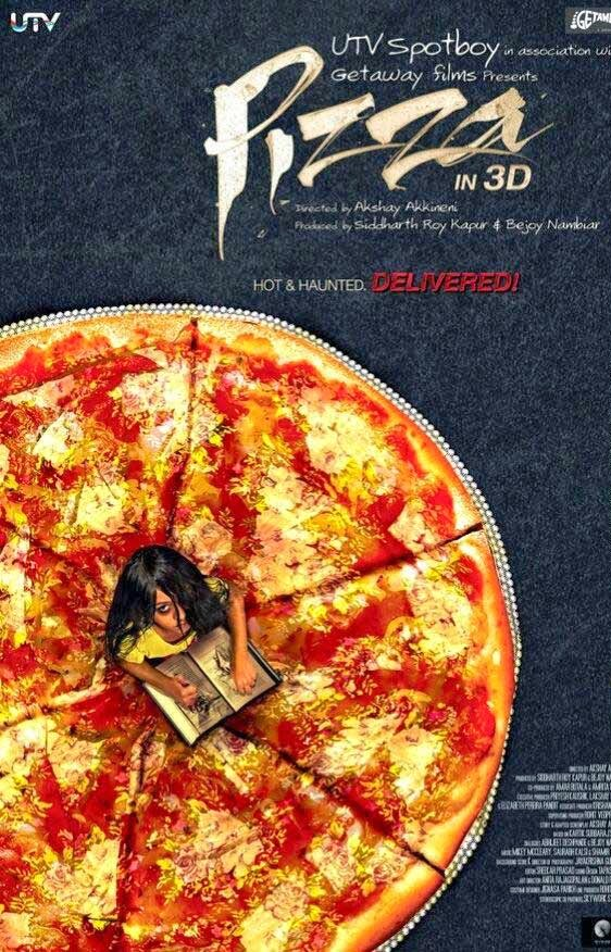 Pizza First Look Poster - Akshay Oberoi