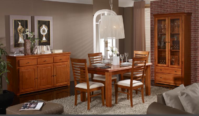 Karruzel del hogar cama nido for Muebles rusticos para salon