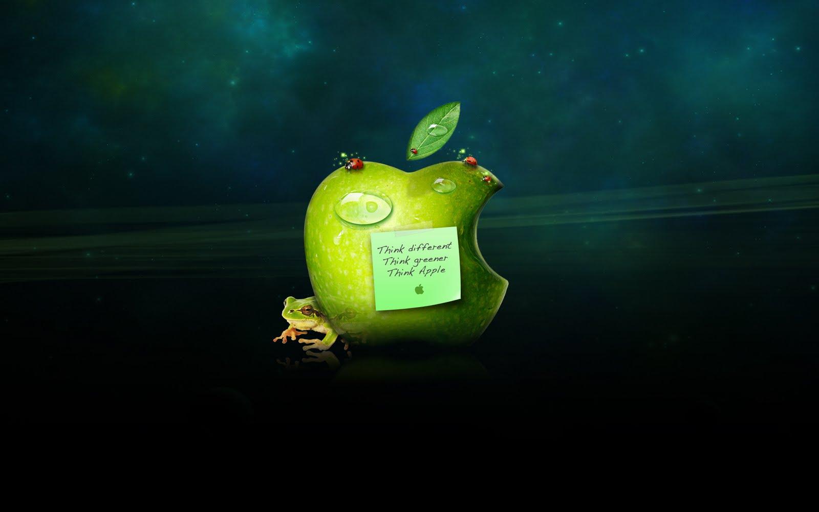 wallpaper apple park