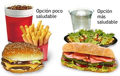 comidas para bajar de peso y el colesterol