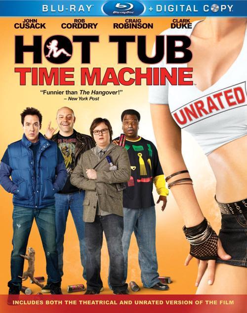 hottub time machine