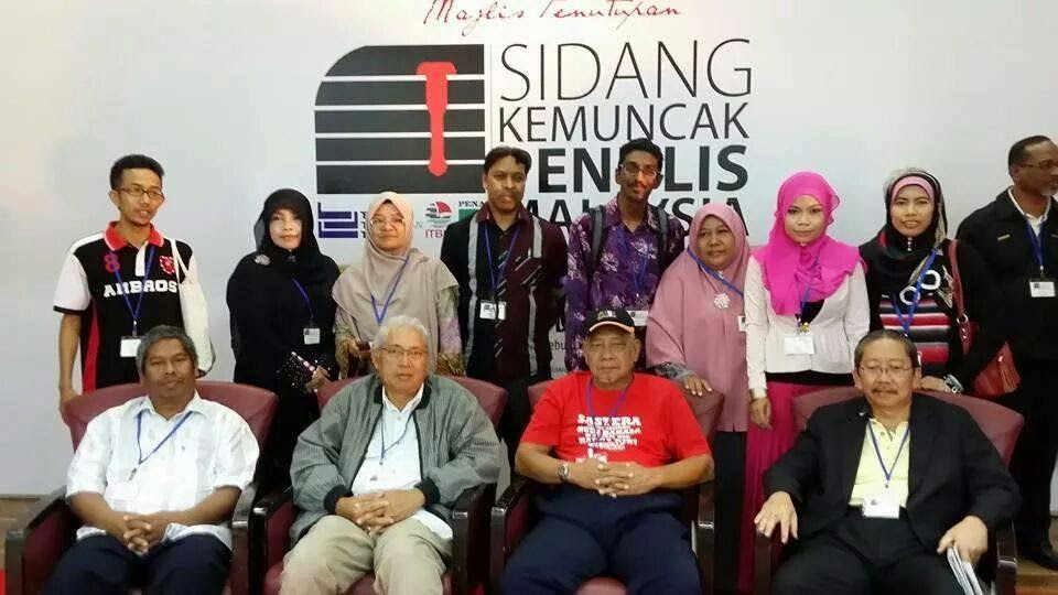 Sidang Kemuncak Penulis Malaysia 2014