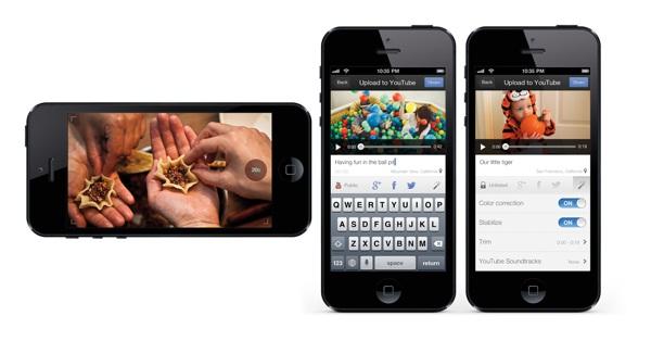 تحميل برنامج YouTube Capture للايفون والايباد لتصوير ومشاركة الفيديو