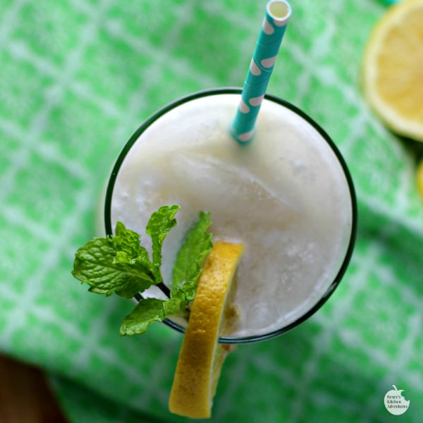 Thai Coconut Iced Tead