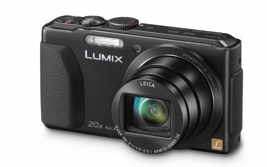 Panasonic Lumix DMC-ZS30, new panasonic lumix, digital camera, Full HD video, GPS, NFC, Wi-Fi, creative filters, superzoom camera, prosumer camera, touch screen camera