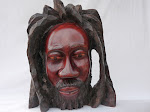 Jamaican  Rasta  head