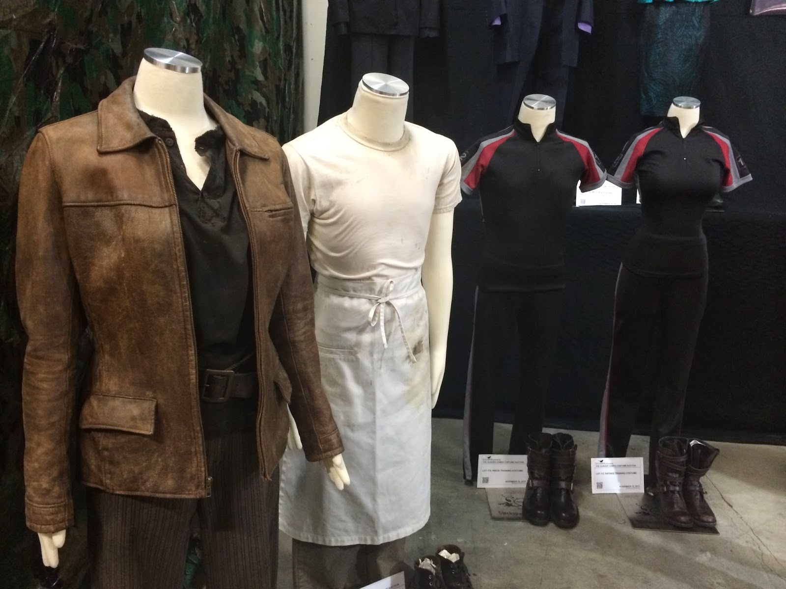 Welcome to district 12 2013 district 12 and training outfits we love katniss leather jacket buycottarizona