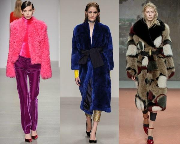 Тренд Зима Осень 2015 Одежда