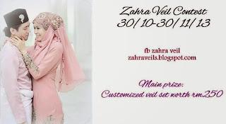 http://zahraveils.blogspot.com/2013/10/veil-contest-2013.html