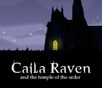 Caila Raven And the Temple of the Order Solucion