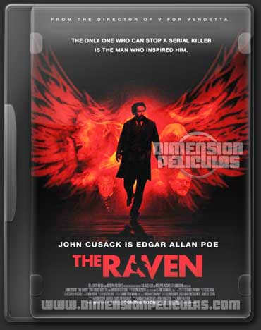 The Raven (BRRip Inglés Subtitulado) (2012)