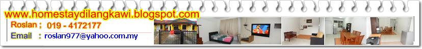 Homestay murah di Langkawi