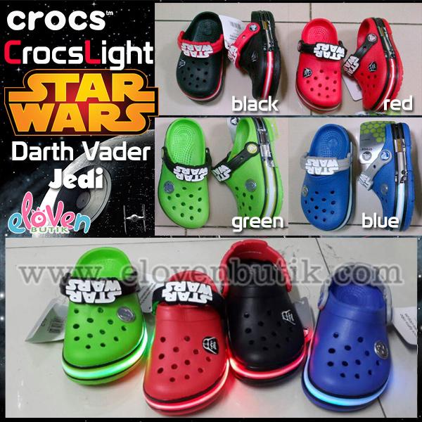 CrocsLights Star Wars