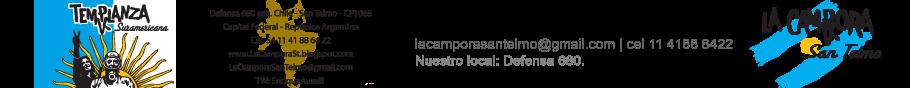 La Cámpora San Telmo