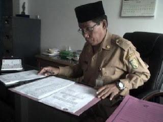 Kepala Dinas Koperasi Perindustrian dan  Perdagangan Kuansing - BeritaKuansing