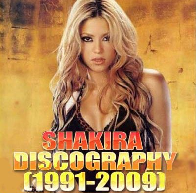Shakira Discography (20 Image Uploads) | Fans Share