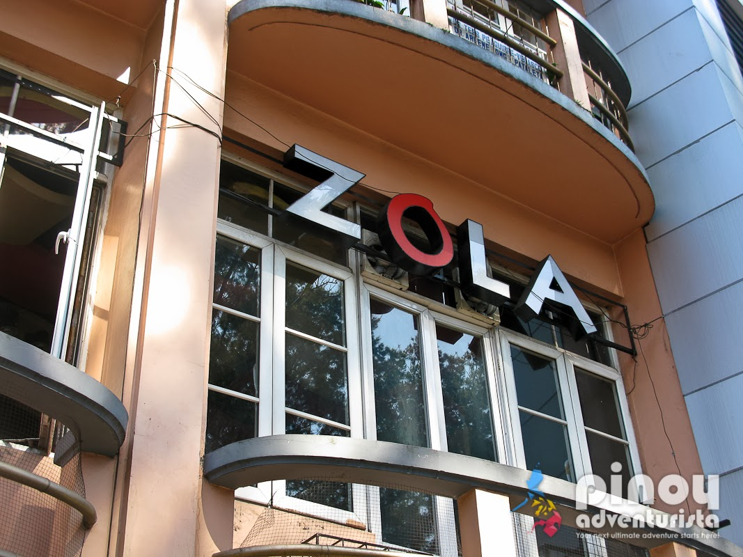 Where To Eat In Baguio City Zola Resto Cafe Session Road