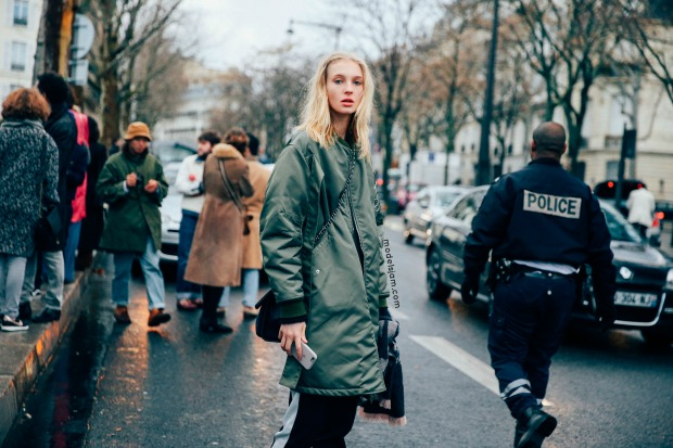 Nastya Sten, Paris, March 2016