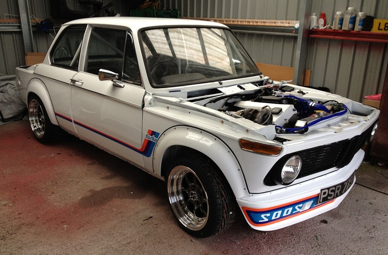 speedmonkey spotted unique bmw 2002 turbo. Black Bedroom Furniture Sets. Home Design Ideas