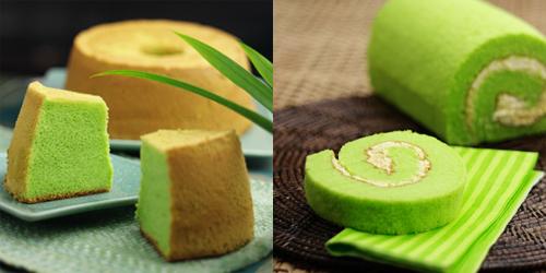 Bengawan Solo Pandan Cake Expiry