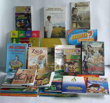 Kumpulan Buku Karya Setiawan G. Sasongko