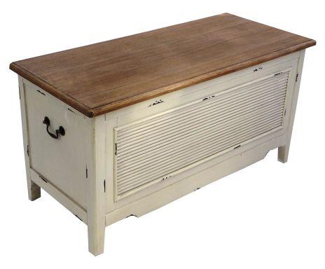 Lasoffittadipantyra semplice metodo per invecchiare for Ikea cassapanca in legno