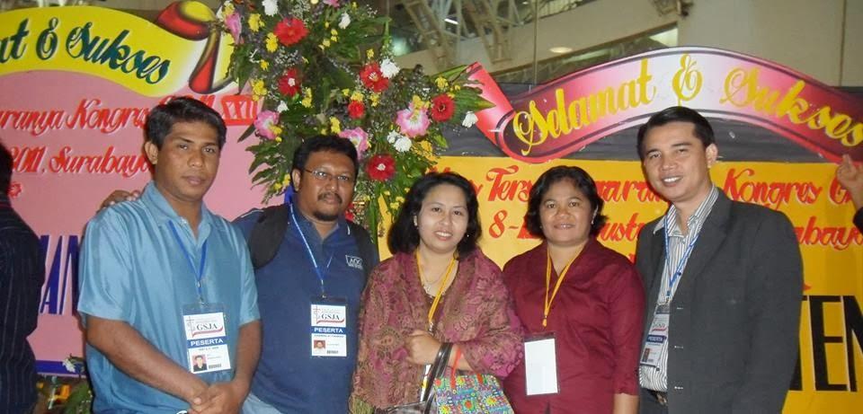Kongres GSJA di Surabya