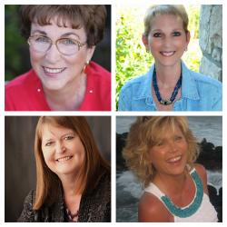 Margaret Brownley, Debra Clopton, Mary Connealy, Robin Lee Hatcher
