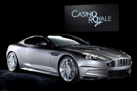 Daniel Craigu0027s Aston Martin For Casino Royale