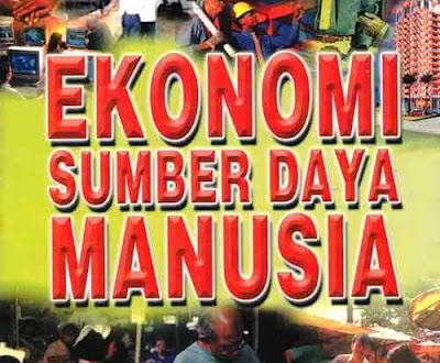 Ekonomi  Sumber Daya Manusia: Pengertian dan Ruang Lingkupnya