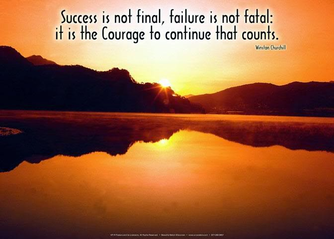 courage quotes motivational pictures