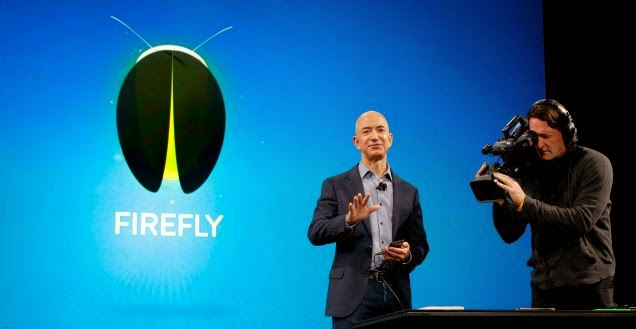 Amazon Fire Phone firefly