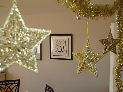 How to live like an omani princess ramadan and eid for Ramadan decorations home