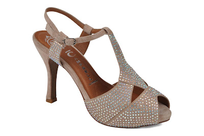 Glittering jeffrey campbell evening shoes
