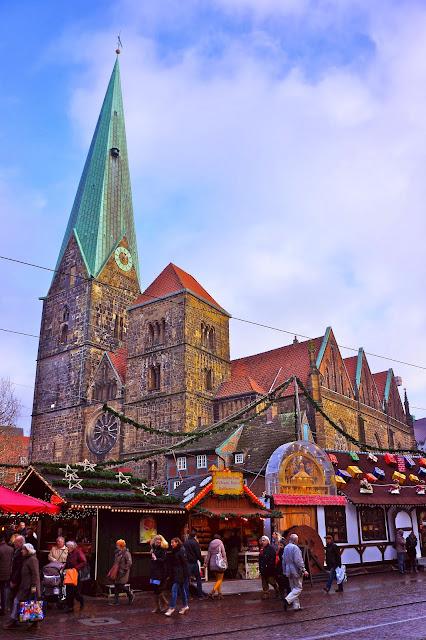 Photo of Unser Lieben Frauen Kirche in Bremen.