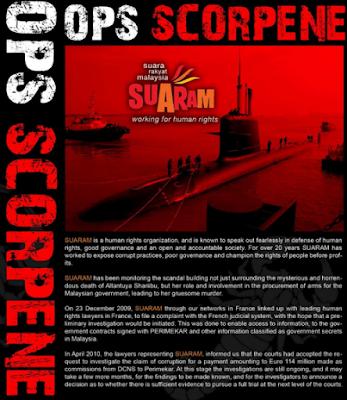 Ops Scorpene