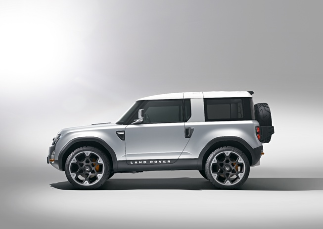 New Land Rover Defender DC100 will launch in 2015