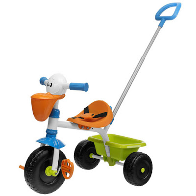 JUGUETES - CHICCO - Triciclo Pelícano Producto Oficial | Chicco 6714 | A partir de 12 meses Comprar en Amazon