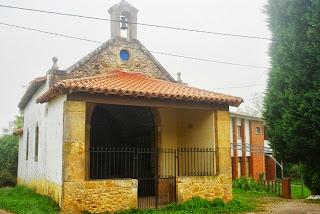 Parres, Romillín, capilla de San José