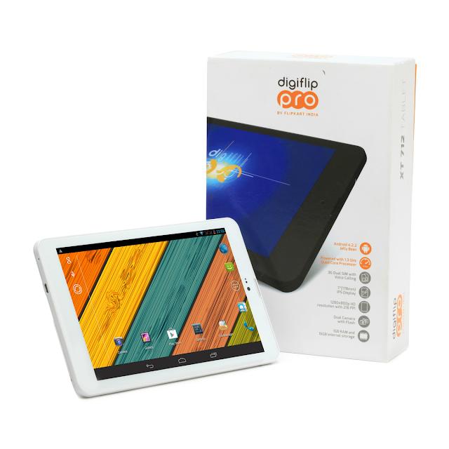 Flipkart DigiFlip Pro XT712