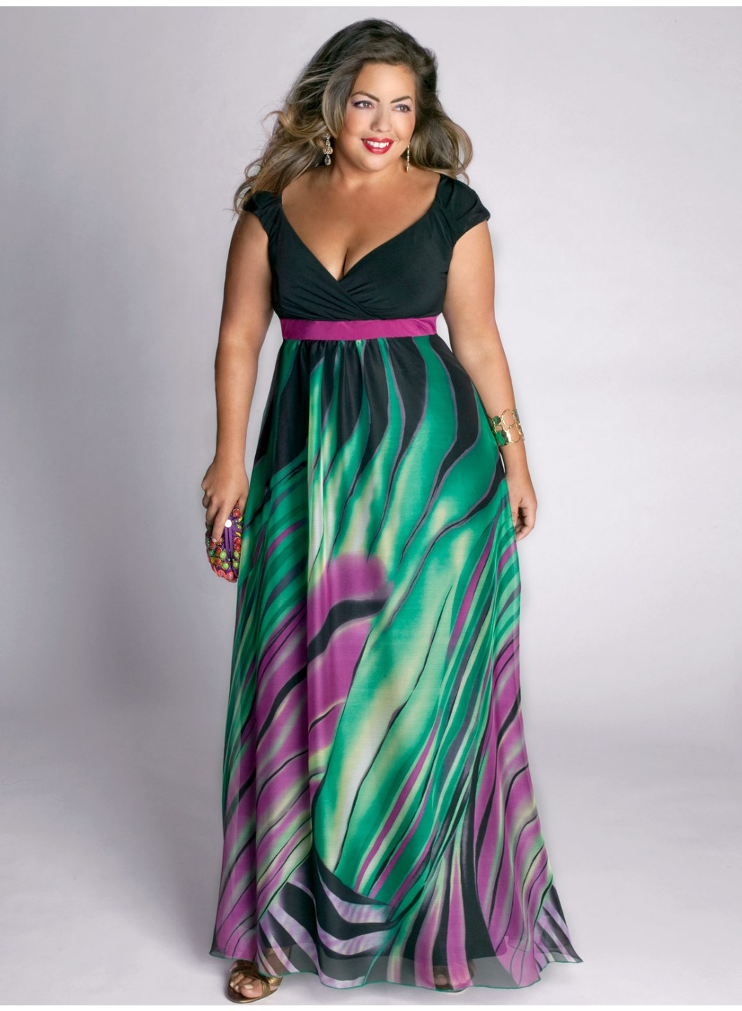 Attractive Party Dresses For Women Plus Size Gift - All Wedding ...