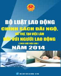 bộ luật lao động 2014 sửa đổi bổ sung mới nhất hiện nay