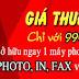 Cho thuê máy photocopy tại Kiến An