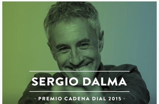 Sergio Dalma Premiado