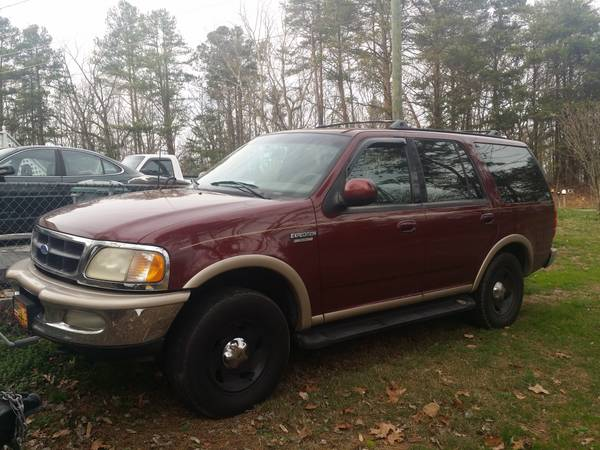 1997 Eddie Bauer Ford Expedition For Sale