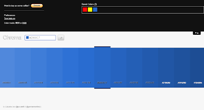 ekstensi generator warna chroma