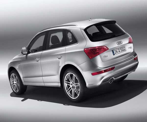 Cars-Model 2013: Audi Q5